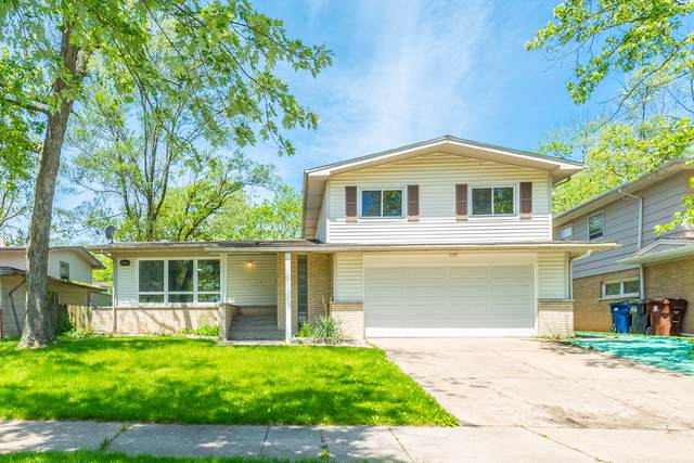 228 N Pleasant Drive, Glenwood, IL 60425 (MLS #10545141) :: The Mattz Mega Group