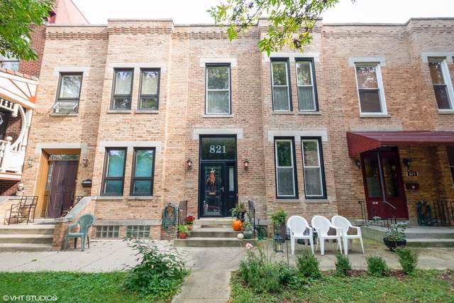 821 S Bishop Street #821, Chicago, IL 60607 (MLS #10545188) :: Property Consultants Realty