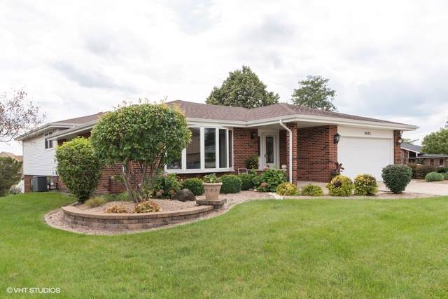 8625 Witham Court, Tinley Park, IL 60487 (MLS #10545252) :: The Mattz Mega Group