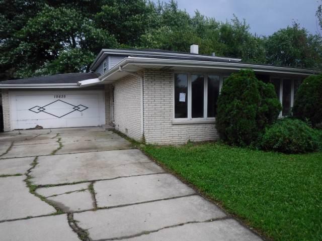 15635 East End Avenue, Dolton, IL 60419 (MLS #10545269) :: The Mattz Mega Group