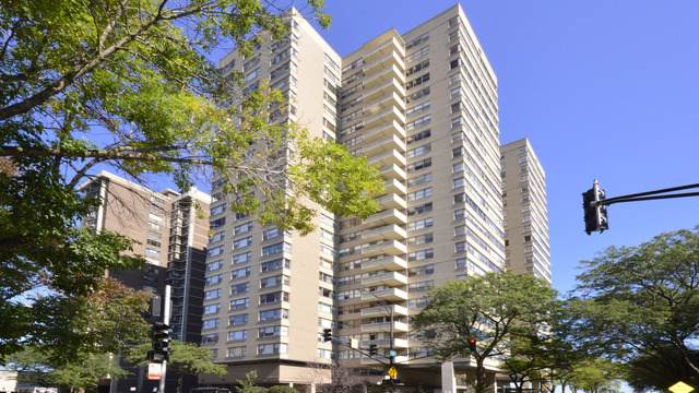 6301 N Sheridan Road 5H, Chicago, IL 60660 (MLS #10545284) :: Berkshire Hathaway HomeServices Snyder Real Estate