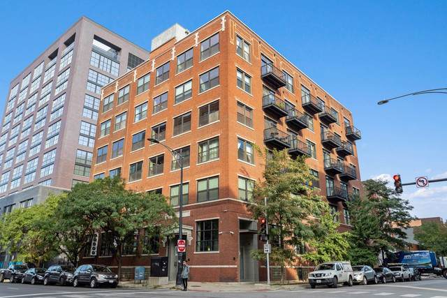 106 N Aberdeen Street N 3H, Chicago, IL 60607 (MLS #10545340) :: LIV Real Estate Partners