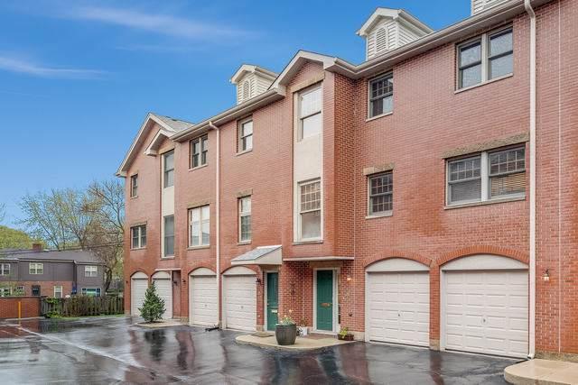 201 S York Street B, Elmhurst, IL 60126 (MLS #10545352) :: Helen Oliveri Real Estate