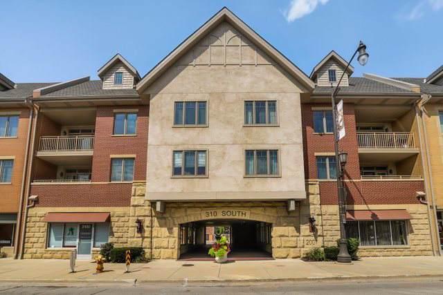310 S Main Street #301, Lombard, IL 60148 (MLS #10545375) :: The Mattz Mega Group
