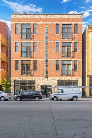 2302 W North Avenue 3W, Chicago, IL 60647 (MLS #10545390) :: The Perotti Group | Compass Real Estate