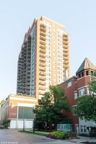 1717 S Prairie Avenue #1209, Chicago, IL 60616 (MLS #10545467) :: Berkshire Hathaway HomeServices Snyder Real Estate