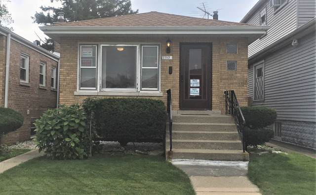 3703 W 58th Place, Chicago, IL 60629 (MLS #10545469) :: Baz Realty Network | Keller Williams Elite