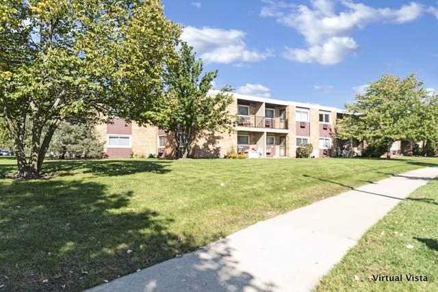 120 Collen Drive #116, Lombard, IL 60148 (MLS #10545475) :: The Mattz Mega Group