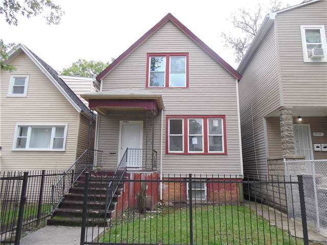 5941 S Peoria Street, Chicago, IL 60621 (MLS #10545501) :: Property Consultants Realty