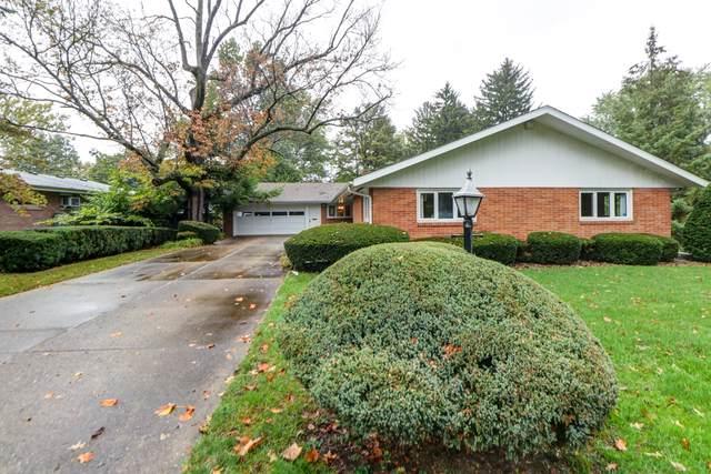 410 W Burkwood Court, Urbana, IL 61801 (MLS #10545564) :: Littlefield Group