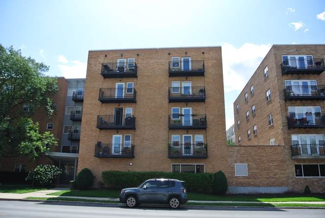 2501 W Bryn Mawr Avenue #207, Chicago, IL 60659 (MLS #10545567) :: Property Consultants Realty