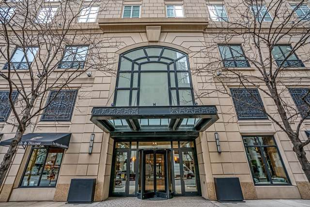 10 E Delaware Place 23A, Chicago, IL 60611 (MLS #10545572) :: The Perotti Group | Compass Real Estate