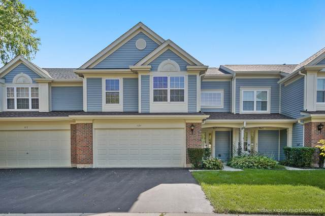 121 Crescent Lane #121, Schaumburg, IL 60193 (MLS #10545577) :: Suburban Life Realty