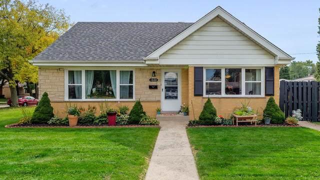 1600 Heidorn Avenue, Westchester, IL 60154 (MLS #10545659) :: Angela Walker Homes Real Estate Group