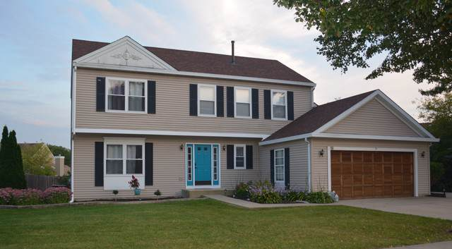 19 Larkspur Lane, Streamwood, IL 60107 (MLS #10545673) :: Suburban Life Realty