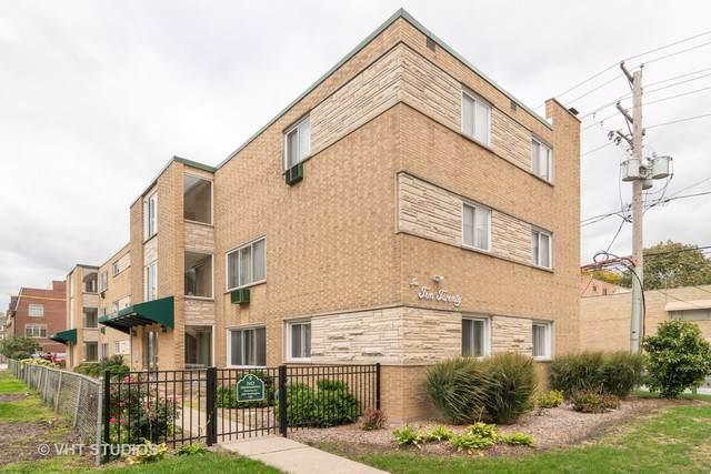 1020 Washington Boulevard 3C, Oak Park, IL 60302 (MLS #10545710) :: Ryan Dallas Real Estate