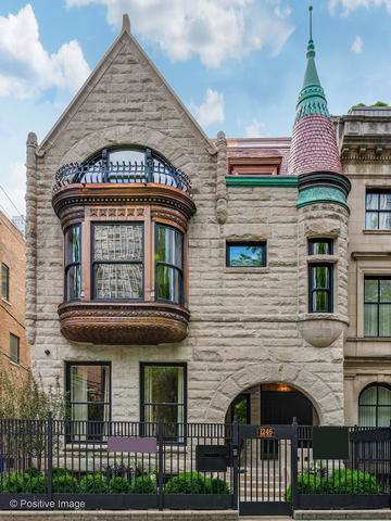 1246 N Astor Street, Chicago, IL 60610 (MLS #10545714) :: The Perotti Group | Compass Real Estate