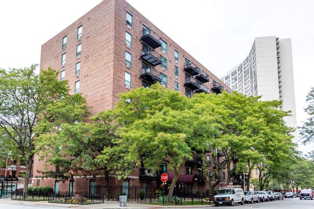 3900 N Pine Grove Avenue #605, Chicago, IL 60613 (MLS #10545734) :: Property Consultants Realty