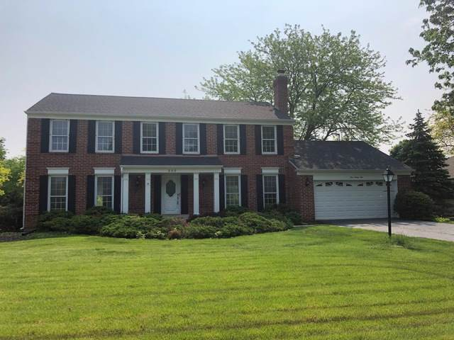 999 Marlborough Road, Barrington, IL 60010 (MLS #10545745) :: Ani Real Estate
