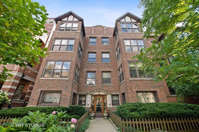 629 W Buckingham Place 1G, Chicago, IL 60657 (MLS #10545766) :: Property Consultants Realty