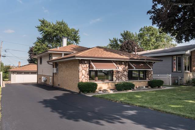9411 S 81st Avenue, Hickory Hills, IL 60457 (MLS #10545822) :: Property Consultants Realty