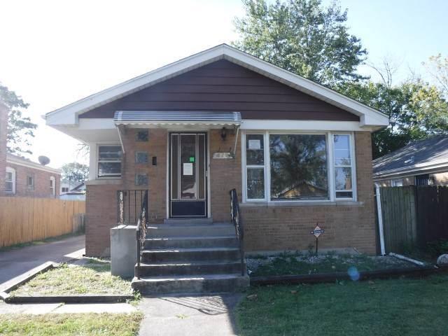 419 Jefferson Street, Dolton, IL 60419 (MLS #10545841) :: Property Consultants Realty