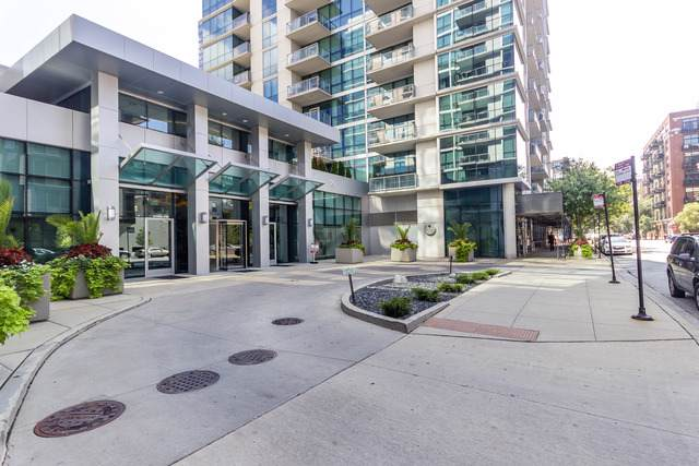 125 S Green Street 402A, Chicago, IL 60607 (MLS #10545851) :: The Perotti Group | Compass Real Estate