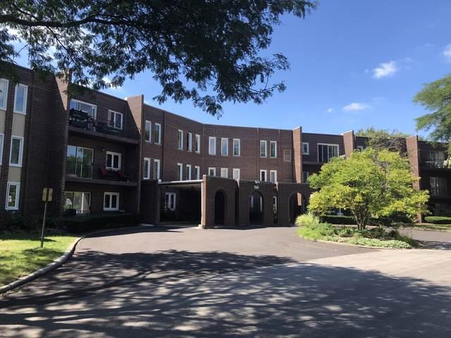 1500 Sandstone Drive #311, Wheeling, IL 60090 (MLS #10545854) :: Helen Oliveri Real Estate