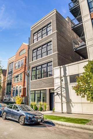 1544 N Wieland Street Ph, Chicago, IL 60610 (MLS #10545860) :: Property Consultants Realty
