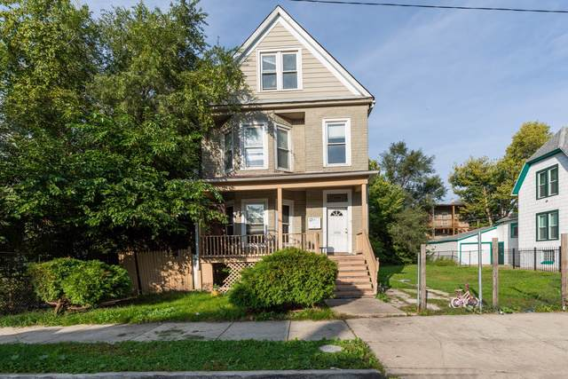 7042 S Kimbark Avenue, Chicago, IL 60619 (MLS #10545930) :: Helen Oliveri Real Estate