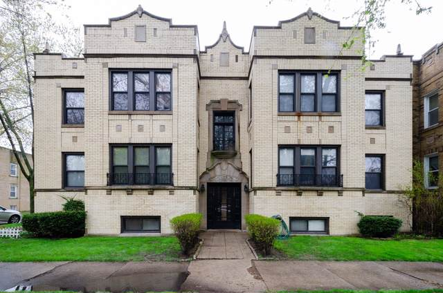 5700 N Maplewood Avenue #4, Chicago, IL 60659 (MLS #10545951) :: Property Consultants Realty