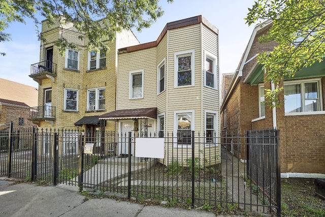 2323 N Austin Avenue, Chicago, IL 60639 (MLS #10545979) :: Baz Realty Network | Keller Williams Elite