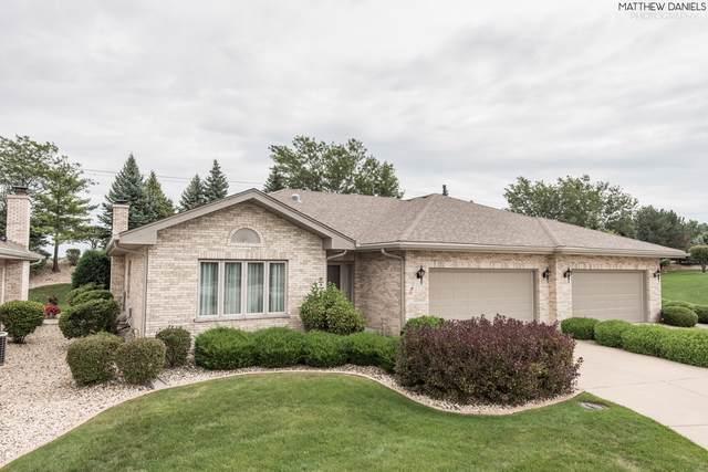 17539 Pamela Lane #60, Orland Park, IL 60467 (MLS #10545986) :: Angela Walker Homes Real Estate Group