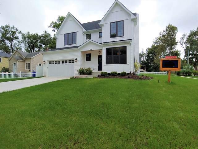 1504 Hill Avenue, Wheaton, IL 60187 (MLS #10545991) :: The Perotti Group   Compass Real Estate
