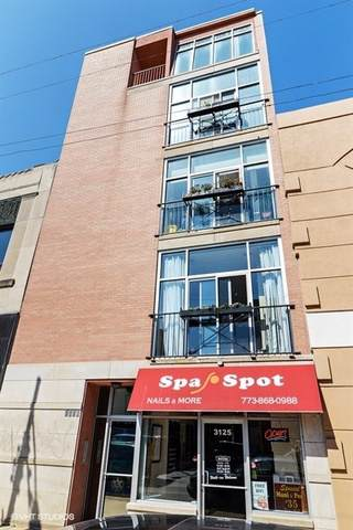 3125 N Lincoln Avenue #201, Chicago, IL 60657 (MLS #10546176) :: Property Consultants Realty
