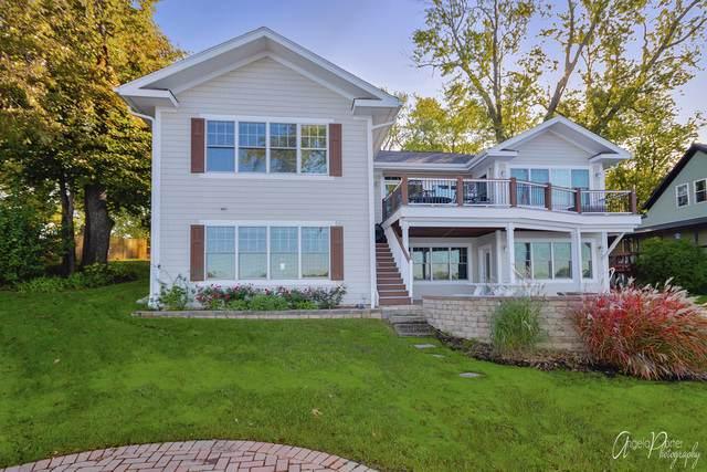 37160 N Bay Shore Road, Lake Villa, IL 60046 (MLS #10546178) :: Angela Walker Homes Real Estate Group