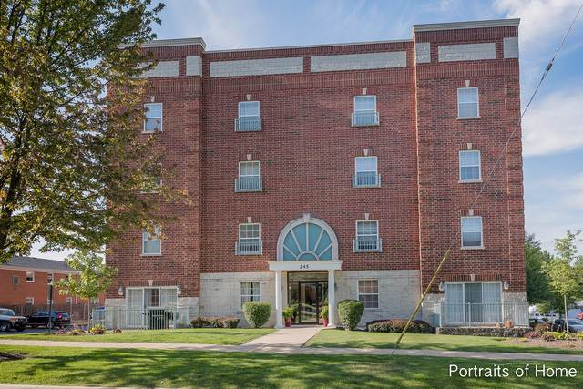 245 W Johnson Street #103, Palatine, IL 60067 (MLS #10546204) :: The Perotti Group | Compass Real Estate