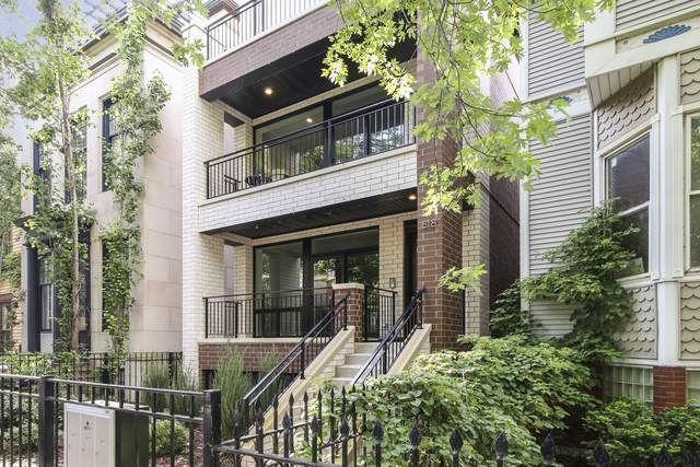 818 W Altgeld Street #2, Chicago, IL 60614 (MLS #10546210) :: Baz Realty Network | Keller Williams Elite