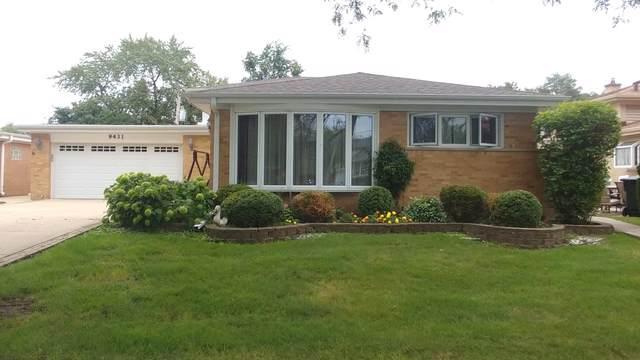 9431 Merrill Avenue, Morton Grove, IL 60053 (MLS #10546238) :: Helen Oliveri Real Estate