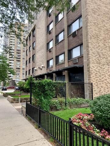 6121 N Sheridan Road 4A, Chicago, IL 60660 (MLS #10546256) :: Baz Realty Network | Keller Williams Elite