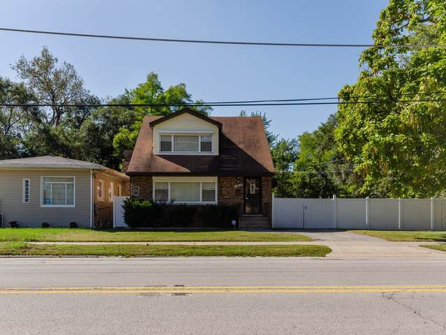 14408 Lincoln Avenue, Dolton, IL 60419 (MLS #10546333) :: Property Consultants Realty