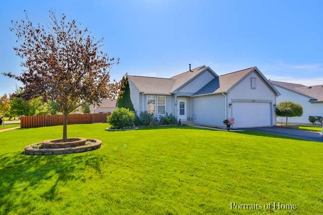 700 Hamilton Lane, North Aurora, IL 60542 (MLS #10546337) :: Property Consultants Realty