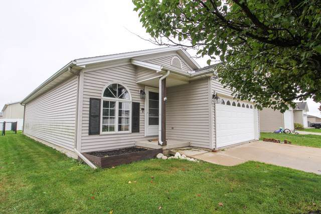 1105 Rader Run, Bloomington, IL 61704 (MLS #10546345) :: The Perotti Group | Compass Real Estate