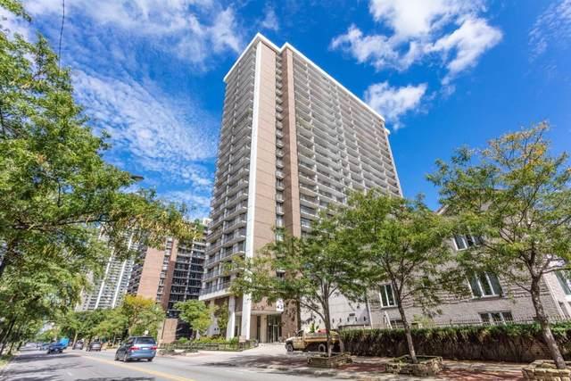 5855 N Sheridan Road 22J, Chicago, IL 60660 (MLS #10546360) :: The Wexler Group at Keller Williams Preferred Realty