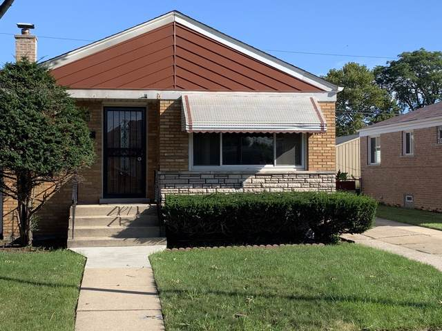 4112 W 81st Place, Chicago, IL 60652 (MLS #10546386) :: The Mattz Mega Group