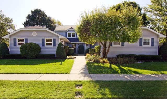 5329 Woodland Drive 1B, Oak Forest, IL 60452 (MLS #10546388) :: Century 21 Affiliated