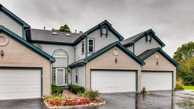 1762 Kresswood Drive 4B, West Chicago, IL 60185 (MLS #10546421) :: Angela Walker Homes Real Estate Group