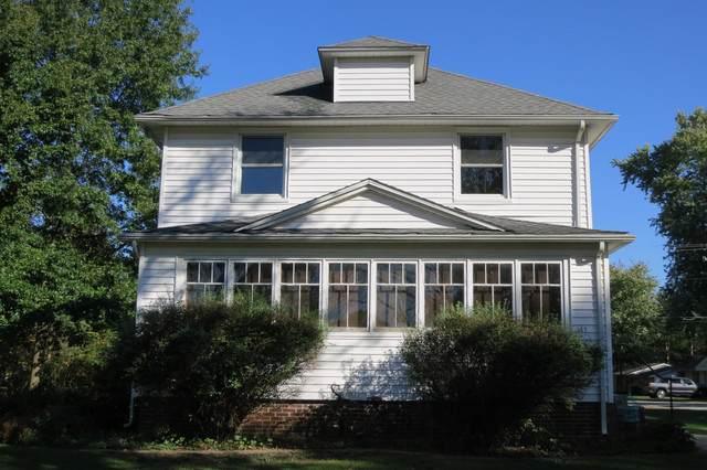 302 Wilson Avenue, VILLA GROVE, IL 61956 (MLS #10546571) :: Ryan Dallas Real Estate