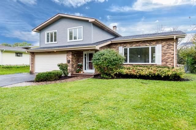 757 Blackman Terrace, Antioch, IL 60002 (MLS #10546640) :: Suburban Life Realty
