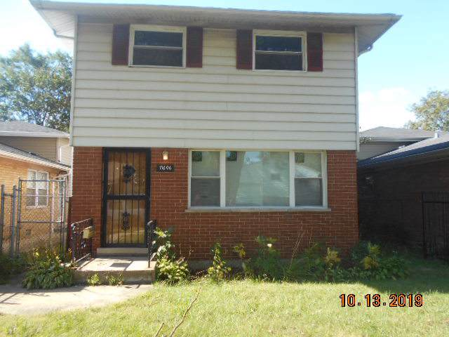 11606 S Carpenter Street, Chicago, IL 60643 (MLS #10546696) :: Property Consultants Realty